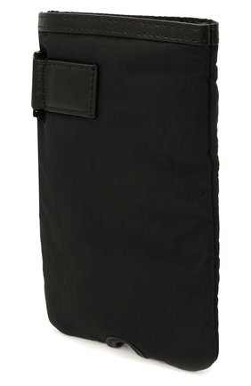 Комплект: чехол для телефона + чехол для наушников KENZO черного цвета, арт. FB55PM408F24 | Фото 2