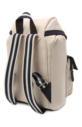 Рюкзак из хлопка и льна | Фото №2