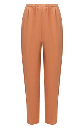 Женские брюки FORTE_FORTE коричневого цвета, арт. 8013 | Фото 1
