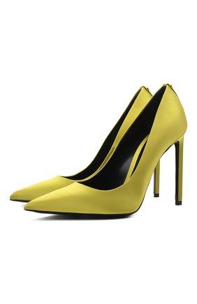 Текстильные туфли T-Screw | Фото №1