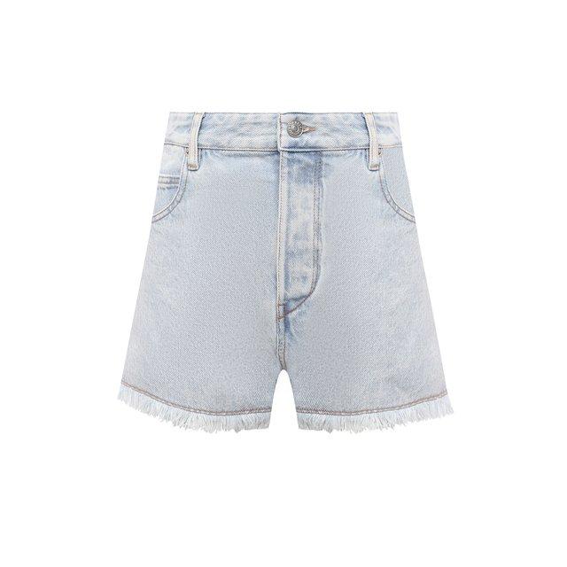 Джинсовые шорты Isabel Marant Etoile