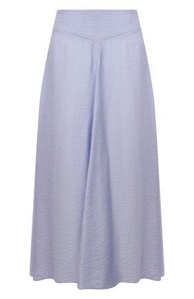 Женская юбка FORTE_FORTE голубого цвета, арт. 8070 | Фото 1