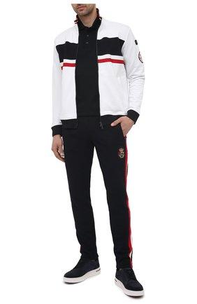 Мужской хлопковый спортивный костюм PAUL&SHARK разноцветного цвета, арт. 21411910/C00 | Фото 1