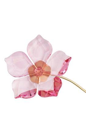 Скульптура cherry SWAROVSKI розового цвета, арт. 5557797 | Фото 2