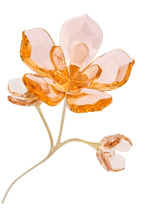 Скульптура magnolia SWAROVSKI оранжевого цвета, арт. 5557799 | Фото 2