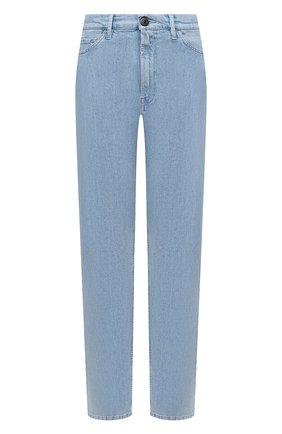 Женские джинсы 3X1 голубого цвета, арт. WP0221079/GLACIER | Фото 1