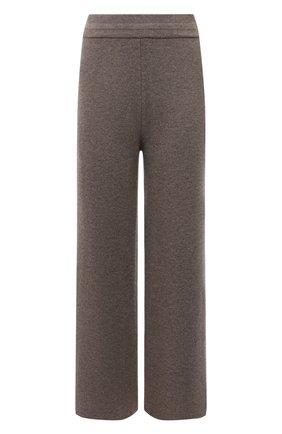 Женские брюки THE FRANKIE SHOP коричневого цвета, арт. PA RKL KR 10 | Фото 1
