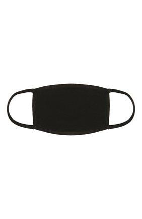 Мужская хлопковая маска для лица OFF-WHITE черного цвета, арт. 0MRG001R21JER003   Фото 2 (Материал: Хлопок, Текстиль; Мужское Кросс-КТ: Маска)
