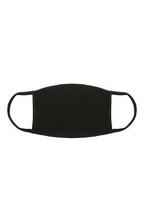 Мужская хлопковая маска для лица OFF-WHITE черного цвета, арт. 0MRG001R21JER001   Фото 2 (Материал: Хлопок, Текстиль; Мужское Кросс-КТ: Маска)