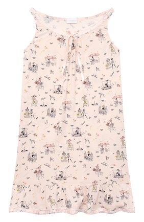 Детская сорочка LA PERLA розового цвета, арт. 70213/8A-14A | Фото 1