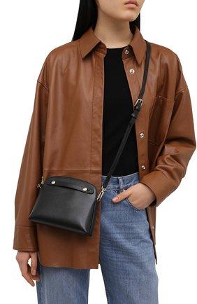 Женская сумка piper mini FURLA черного цвета, арт. EAW7PE0/ARE000   Фото 2