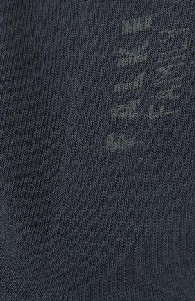 Женские хлопковые носки family FALKE темно-синего цвета, арт. 47629 | Фото 2