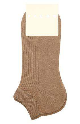 Женские носки FALKE светло-бежевого цвета, арт. 46338 | Фото 1