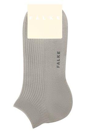 Женские носки FALKE серого цвета, арт. 46338 | Фото 1