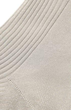 Женские носки FALKE серого цвета, арт. 46338 | Фото 2