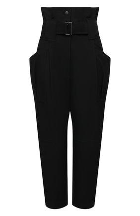 Женские брюки KENZO черного цвета, арт. FB52PA0315AI   Фото 1