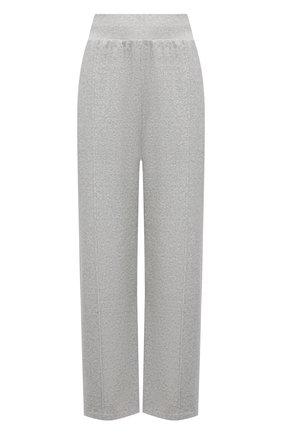 Женские брюки KENZO серого цвета, арт. FA62PA7284ME   Фото 1