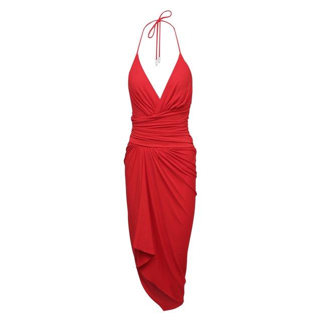 Платье из вискозы Alexandre Vauthier