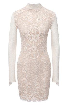 Женское платье STELLA MCCARTNEY белого цвета, арт. 602936/SRA30 | Фото 1