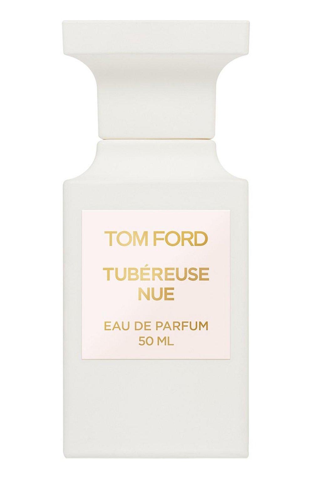 Парфюмерная вода tubereuse nue TOM FORD бесцветного цвета, арт. T97J-01 | Фото 1