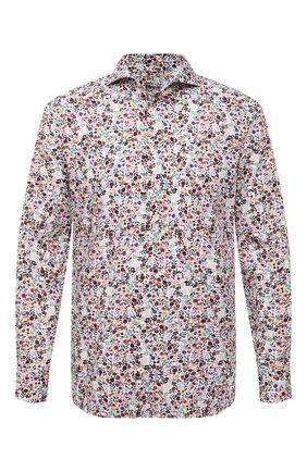 Мужская хлопковая рубашка VAN LAACK разноцветного цвета, арт. RES0-SF/171680 | Фото 1