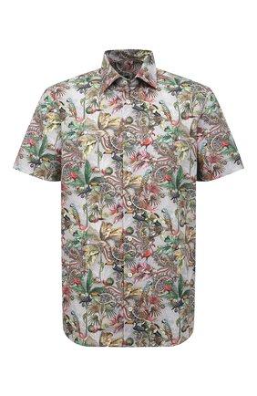 Мужская хлопковая рубашка VAN LAACK разноцветного цвета, арт. RET-S-TF/171682 | Фото 1