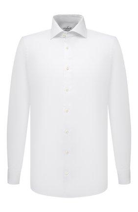 Мужская хлопковая сорочка VAN LAACK белого цвета, арт. RIVARA-DSF/130148 | Фото 1