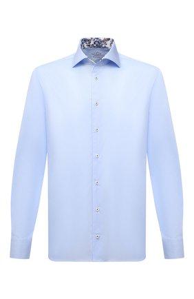 Мужская хлопковая сорочка VAN LAACK голубого цвета, арт. RIVARA-LTF05N/150018 | Фото 1