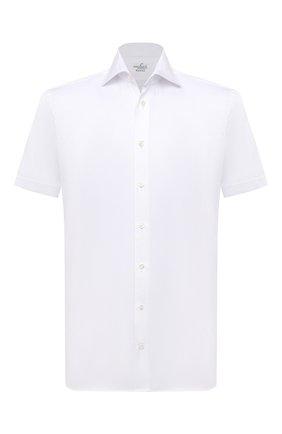 Мужская хлопковая сорочка VAN LAACK белого цвета, арт. RIVARA-S-SF/131540 | Фото 1