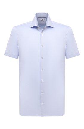 Мужская хлопковая сорочка VAN LAACK светло-голубого цвета, арт. RIVARA-S-SF/131540 | Фото 1