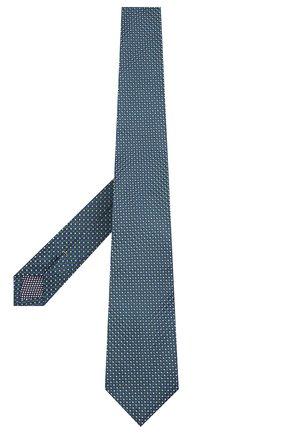 Мужской шелковый галстук ETON синего цвета, арт. A000 31552   Фото 2