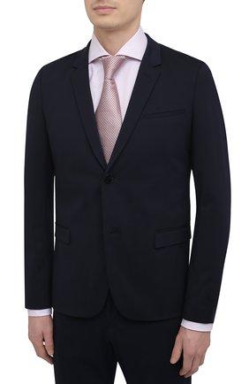 Мужской костюм HUGO темно-синего цвета, арт. 50450961 | Фото 2