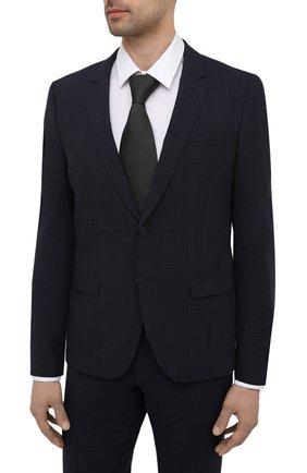 Мужской костюм HUGO темно-синего цвета, арт. 50451001 | Фото 2