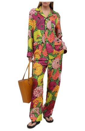 Шелковый костюм | Фото №1