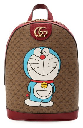 Рюкзак Doraemon x Gucci small | Фото №1