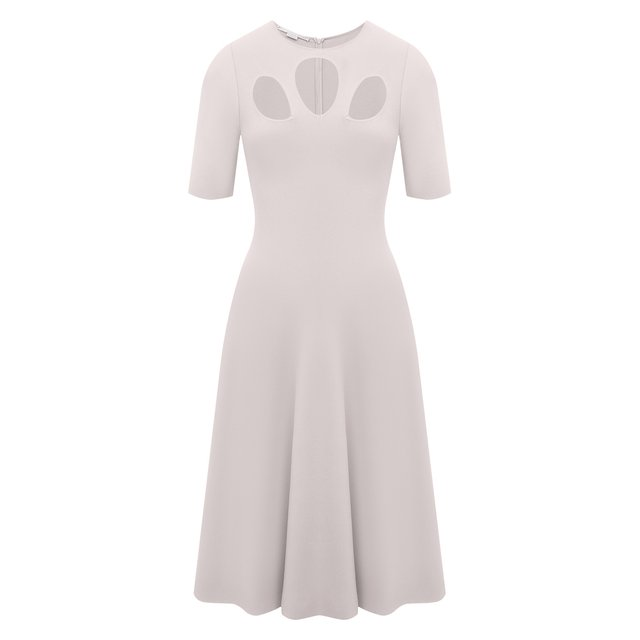 Платье из вискозы Stella McCartney