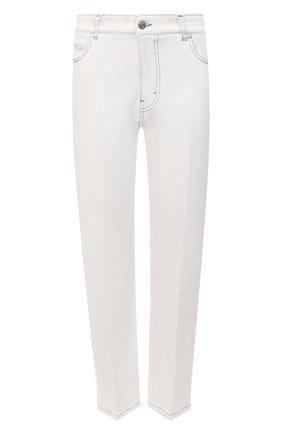 Женские джинсы STELLA MCCARTNEY белого цвета, арт. 470648/S0H38 | Фото 1