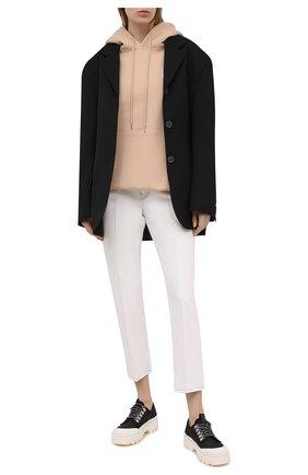 Женские джинсы STELLA MCCARTNEY белого цвета, арт. 470648/S0H38 | Фото 2