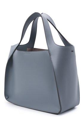 Женский сумка stella logo STELLA MCCARTNEY голубого цвета, арт. 513860/W8542 | Фото 3