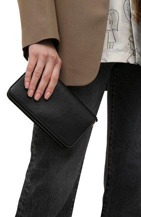 Женская сумка stella logo mini STELLA MCCARTNEY черного цвета, арт. 700134/W8542 | Фото 5
