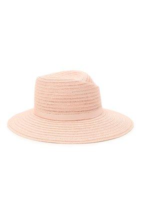 Женская шляпа virginie MAISON MICHEL розового цвета, арт. 1001149002/VIRGINIE | Фото 1
