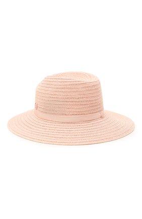 Женская шляпа virginie MAISON MICHEL розового цвета, арт. 1001149002/VIRGINIE | Фото 2