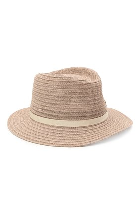 Женская шляпа andre MAISON MICHEL бежевого цвета, арт. 1003092001/ANDRE | Фото 1