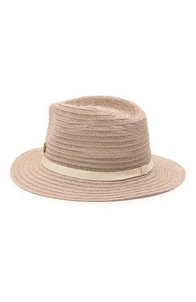 Женская шляпа andre MAISON MICHEL бежевого цвета, арт. 1003092001/ANDRE | Фото 2