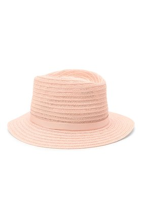 Женская шляпа andre MAISON MICHEL розового цвета, арт. 1003092002/ANDRE | Фото 1