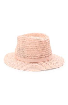 Женская шляпа andre MAISON MICHEL розового цвета, арт. 1003092002/ANDRE | Фото 2
