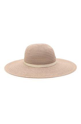 Женская шляпа blanche MAISON MICHEL бежевого цвета, арт. 1004039001/BLANCHE | Фото 1