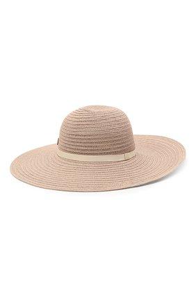 Женская шляпа blanche MAISON MICHEL бежевого цвета, арт. 1004039001/BLANCHE | Фото 2