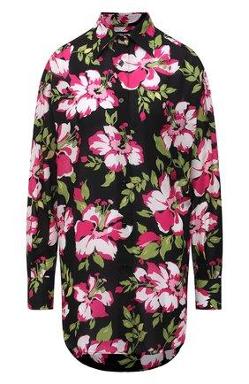 Женская рубашка TOM FORD красного цвета, арт. CA3190-FAP141 | Фото 1