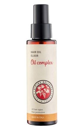 Многофункциональное масло для волос DIVINA BELLEZZA бесцветного цвета, арт. 8052705170238 | Фото 1